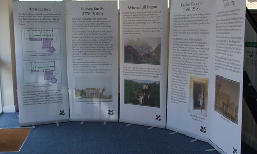 Roller Banner Displays