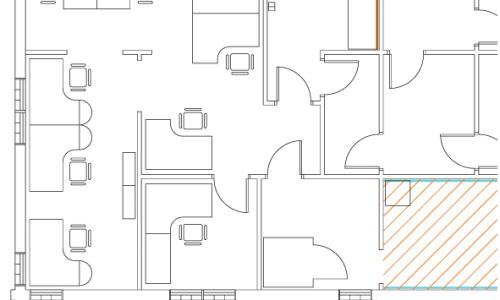 Example Building layout