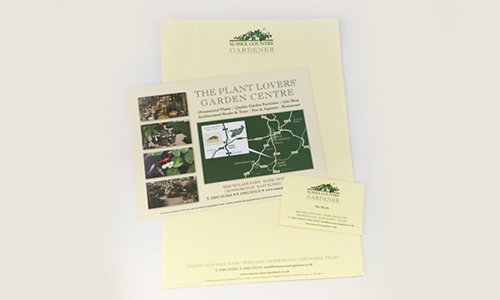 Letterheads, Business Cards and Flyers