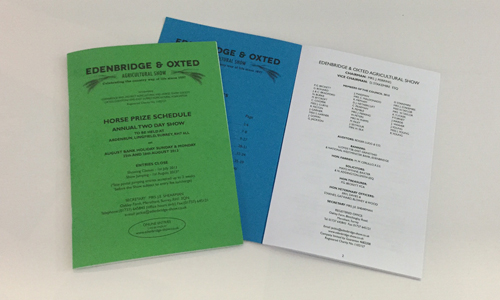 Catalogues & Programmes