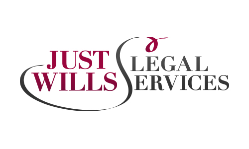 Corporate Identity for Just Wills & Legal Services